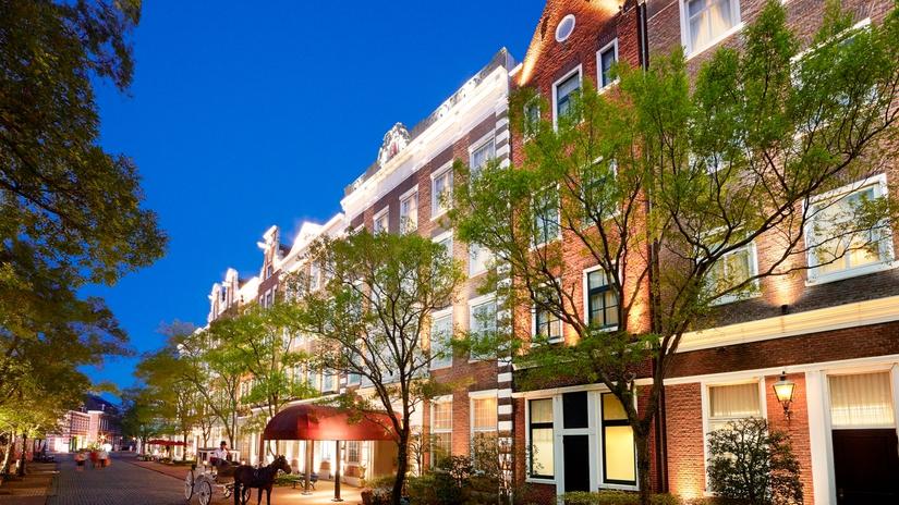ホテルアムステルダム(ハウステンボス直営)
