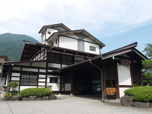 奥飛騨温泉郷 「鄙の館 松乃井」