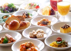 Buffet Style Breakfast Menu Sample
