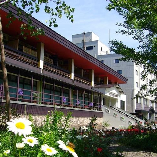 Okutone Onsen Hotel Sunbird