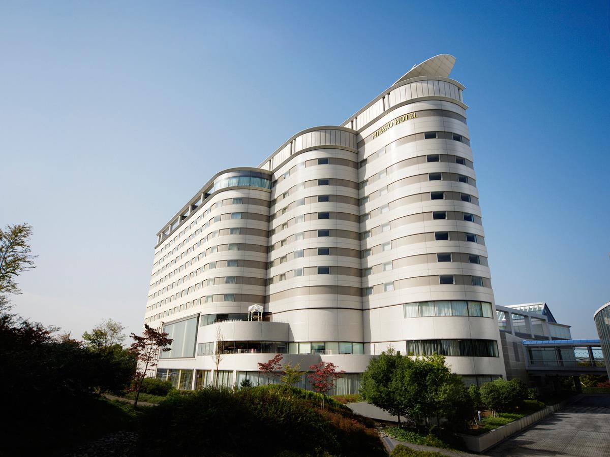 岐阜都ホテル(2019年4月1日から 都ホテル 岐阜長良川)