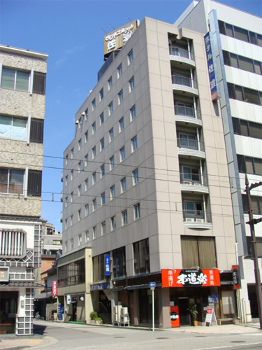 ウィークリー翔 ホテル富山