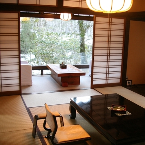 Main Building WITH VIEW BATH Japanese-Style Room with Cypress Bath