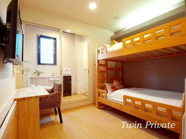 【スタンダード】シンプルステイ 2段ベッド/室内シャワー・トイレ完備/JR奈良駅徒歩4分