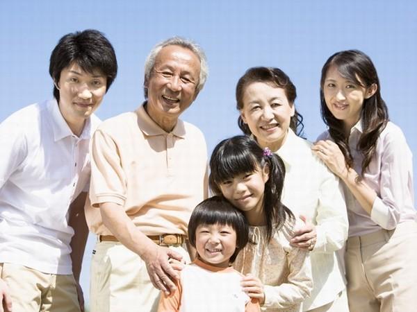 3世代旅行