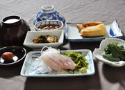 【朝食付】新鮮な四季の味たっぷり☆恵山満喫プラン