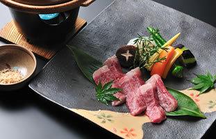 神戸特選 三田牛ステーキ