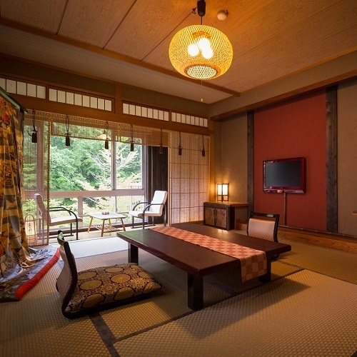 Standard River View Japanese-Style Room