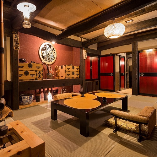 Special Japanese-Style Room 21 to 25 Sq M