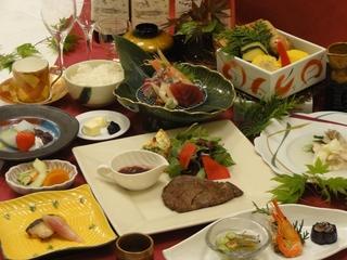 2013夏期特別プラン 夕食