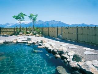 天然温泉大浴場入浴無料