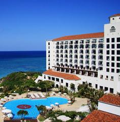 ホテル日航アリビラ 外観