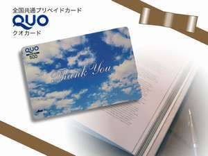 Hot deals!QUO Card 1,000 yen included.