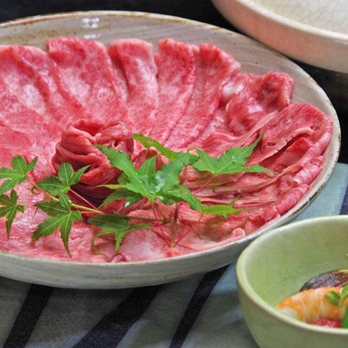 Highly Recommended! Japanese beef sukiyaki hotpot!