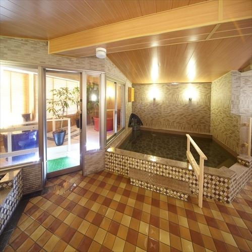 【素泊まり】温泉感覚の大浴場を満喫!シンプルステイプラン