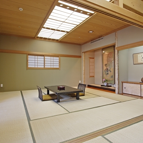 Budget City View Japanese-Style Room 21 to 25 Sq M