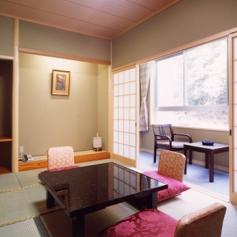 Annex Budget Japanese-Style Room