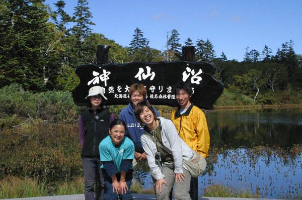 Trekking walking, running, camping Plan