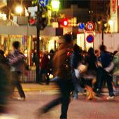 滞在中のお買いものや移動にも便利 繁華街や駅に近接