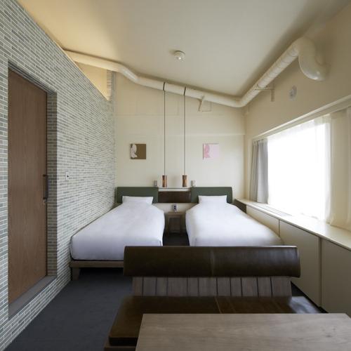 北樓標準雙床間 26-30平方米