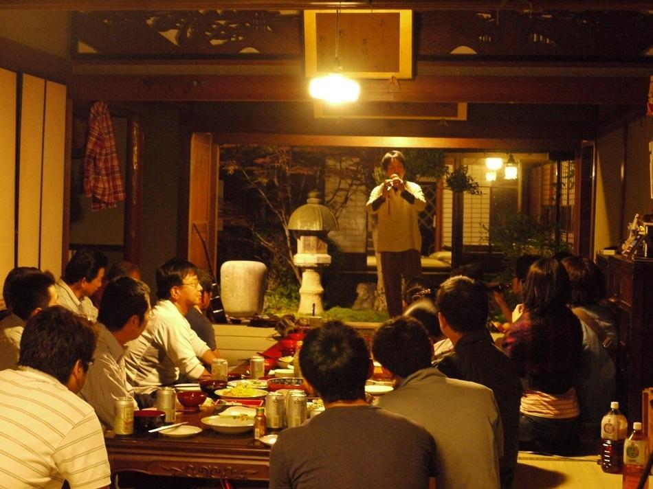 三重の古民家ゲストハウス 旅人宿 石垣屋 関連画像 2枚目 楽天トラベル提供