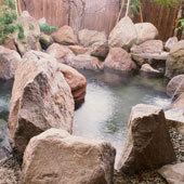 源泉掛け流しの天然温泉 湯元山水 美肌の湯