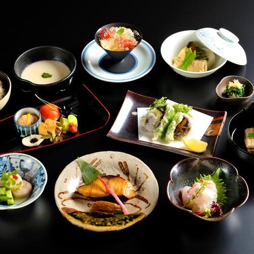 ◆京懐石−梅−◆〜歴史情緒漂う洛北の地で嗜む京の味〜