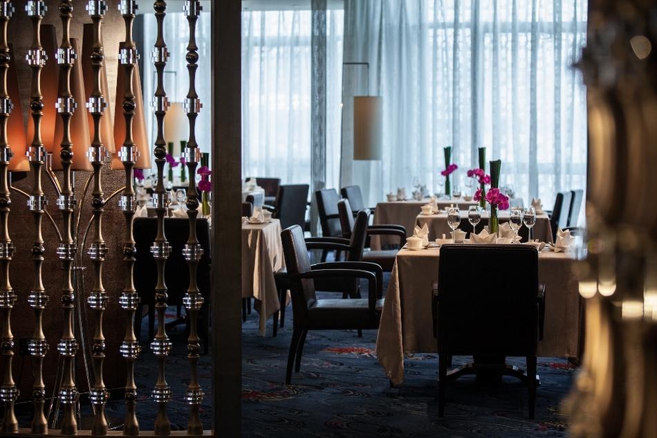 Hotel Chinese restaurant
