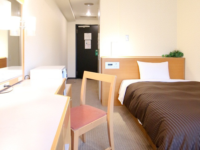 Main Building Budget WITH VIEW BATH Semi-Double Room with Free Internet