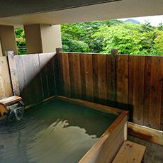 303号室専用貸切露天風呂