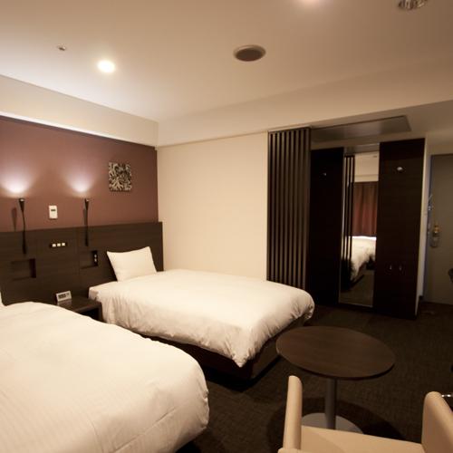 標準雙床間可吸煙房