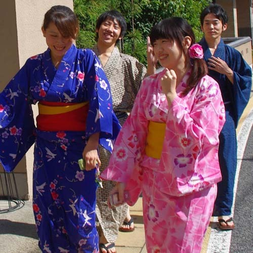 For Groups! Big Tatami room & Yukata & Onsen