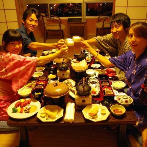 Hida Beef Kaisei in room dining & Yukata & Onsen