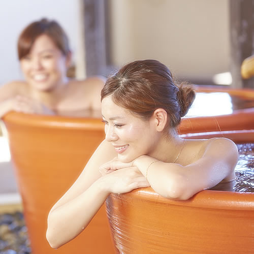 Enjoy Hot Springs! Multiple Night Stay Plan