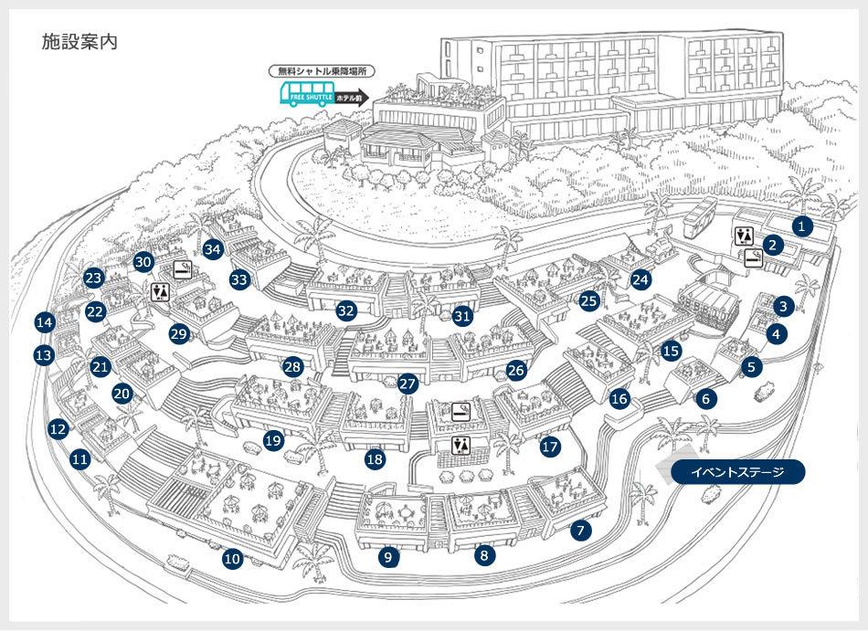 施設案内マップ
