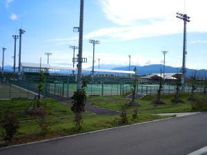 上越総合運動公園イメージ