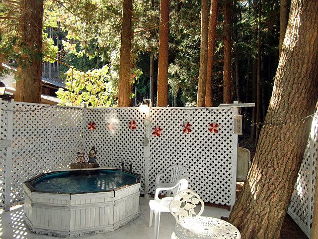 ☆自然派:森の露天風呂貸切プラン☆4つ星以上☆【貸切風呂】☆ 【冬得】【春得】☆