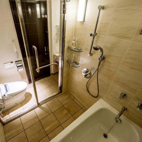 主樓標準城景雙床間 26-30平方米