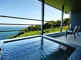 二階棟2階露天風呂