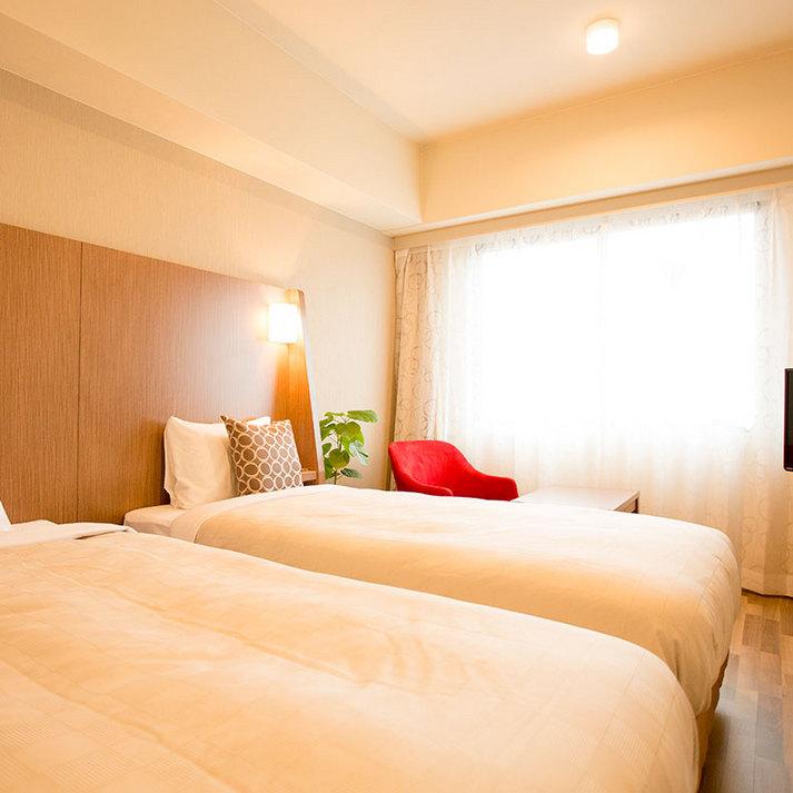 Standard Twin Room 16 to 20 Sq M