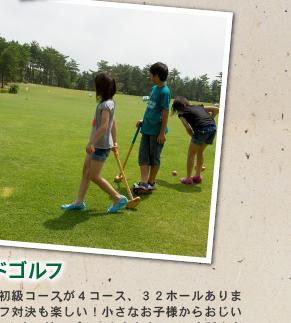 5 グランドゴルフ