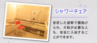 シャワーチェア