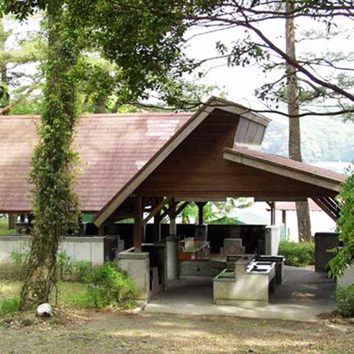 Miike Yacho no Mori Koen Miike Camp Mura, Takaharu