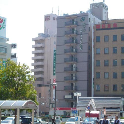 松本駅から徒歩1分!朝食無料サービスが大好評!エースイン松本 関連画像 4枚目 楽天トラベル提供