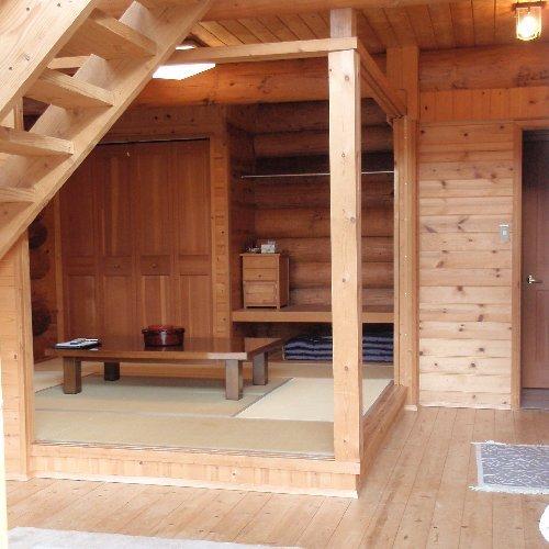 『大人の遊び、33の富山旅』ログハウスでのんびりプラン