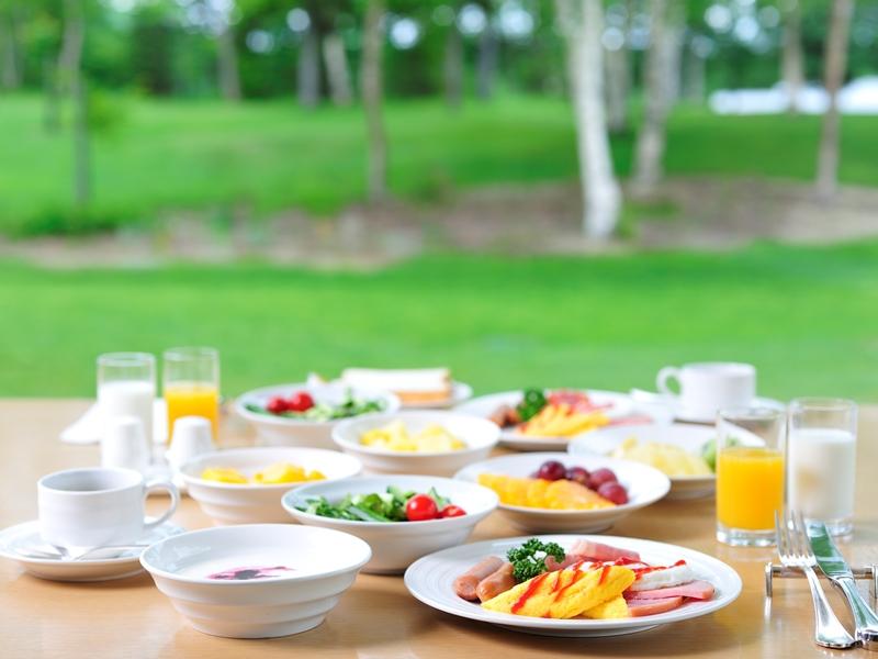 【朝食付】ウェスティン高原モーニングパッケージ