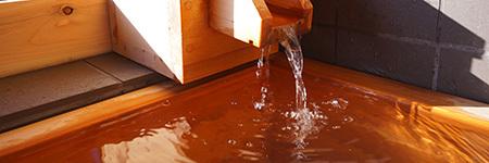 [温泉・お風呂-hot springs-]ページへは「詳細ページへ」から移動