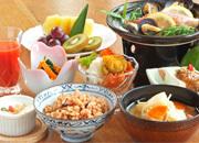 【健康は食事から!】温泉&美味しくヘルシーなお料理で、体キレイに!【健考館の基本 2食付プラン】
