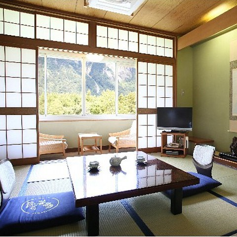 Standard Panoramic View Japanese-Style Room 10 to 15 Sq M