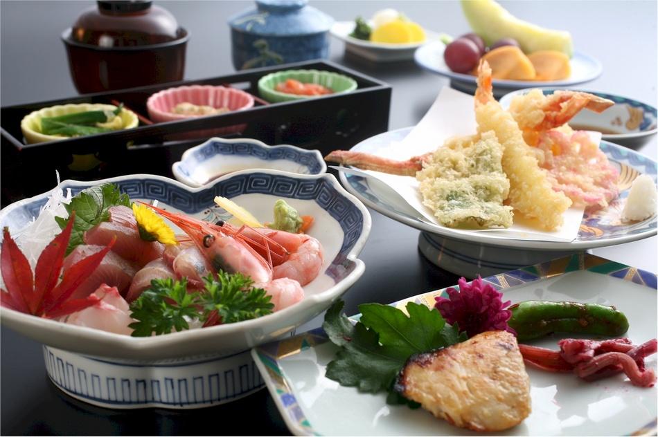 湯村温泉 料理お宿 さんきん 関連画像 1枚目 楽天トラベル提供